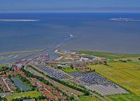 Bild 0 von Norddeich ist stärkster Passagier-Fährhafen in Niedersachsen