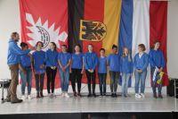 Bild 0 von Juister Inselschüler rudern auf Kieler Woche