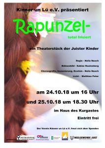 Bild 0 von Kinner un Lü präsentiert Rapunzel – aber total frisiert!
