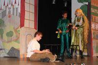 Bild 3 von Nelia Nusch setzte Rapunzel mit Juister Kindern wirkungsvoll in Szene