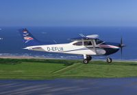"""Bild 0 von Zuwachs in der Flotte der """"Inselflieger"""" durch weitere """"Cessna 182"""""""