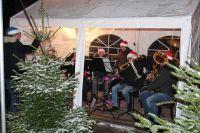 Bild 8 von Weihnachtliche Musik mit dem Musikzug auf dem Kurplatz