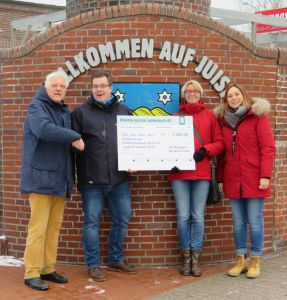 Bild 0 von Reederei unterstützt Museumsumgestaltung durch Spende