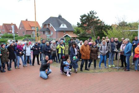 Bild 0 von Weitere Fotos vom Loogster Maibaumfest