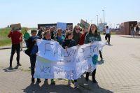 """Bild 1 von Insel-Ortsgruppe von """"Fridays for Future"""" gibt es nur auf Juist"""