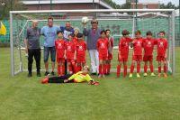 Bild 2 von TSV-Jugendfußballer besuchten TuS-Kicker von Norderney