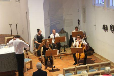 Bild 0 von Von Albinoni bis Vivaldi war beim Kammerkonzert alles dabei
