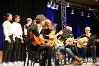 Bild 1 von Es gibt auf Juist viele musikalische Talente