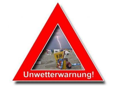 Bild 0 von Sabine wird für Hochwasser und Sturm sorgen