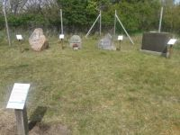 Bild 1 von Erinnerungsgrabstätte am Dünenfriedhof wurde fertig gestellt
