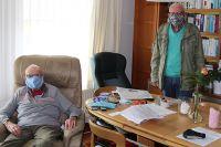 Bild 2 von Juist-Stiftung beendete Projekt des Nähens von Schutzmasken