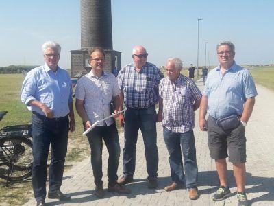 Bild 0 von Bauprojekt am Juister Hafen wurde nach 37 Jahren fertig gestellt