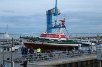 """Bild 3 von Projekt """"Museumsschiff Siegfried Boysen"""" ruht nun bis zum Frühjahr"""