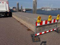 Bild 1 von Winterzeit ist Bauzeit: Neuer Anleger im Inselhafen
