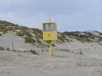 Bild 9 von Winterzeit ist Bauzeit: Alter Strandrettungsturm wird restauriert