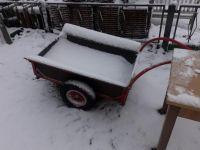Bild 3 von Endlich fiel auf Juist mal wieder Schnee