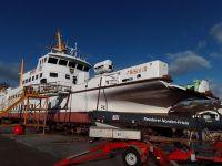 Bild 1 von Schiffe werden für die Zeit nach dem Lockdown in Oldersum fit gemacht