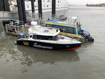 """Bild 0 von Reederei Norden-Frisia stellt """"Insel-Express"""" für Norderney in Dienst"""