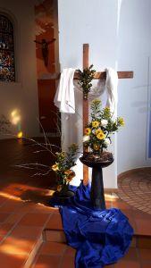 Bild 0 von Ostergabensegnung und Ostergeschenke in katholischer Inselkirche