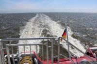 """Bild 1 von Reederei Frisia führt Testfahren mit Katamaran """"Adler Rüm Hart"""" durch"""