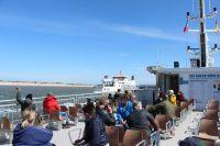 """Bild 3 von Reederei Frisia führt Testfahren mit Katamaran """"Adler Rüm Hart"""" durch"""