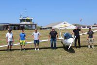 Bild 6 von Jubi Juist setzt auf nachhaltige Schulung mit Elektrofliegern