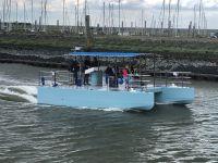 Bild 0 von Emissionsfreies Wassertaxi führt Testfahren auch nach Juist durch