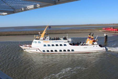 Bild 0 von Reederei hatte Gemeinde rechtzeitig über Coronafahrplan informiert