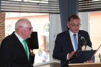 Bild 2 von Hohe und verdiente Auszeichnung für Dieter Brübach